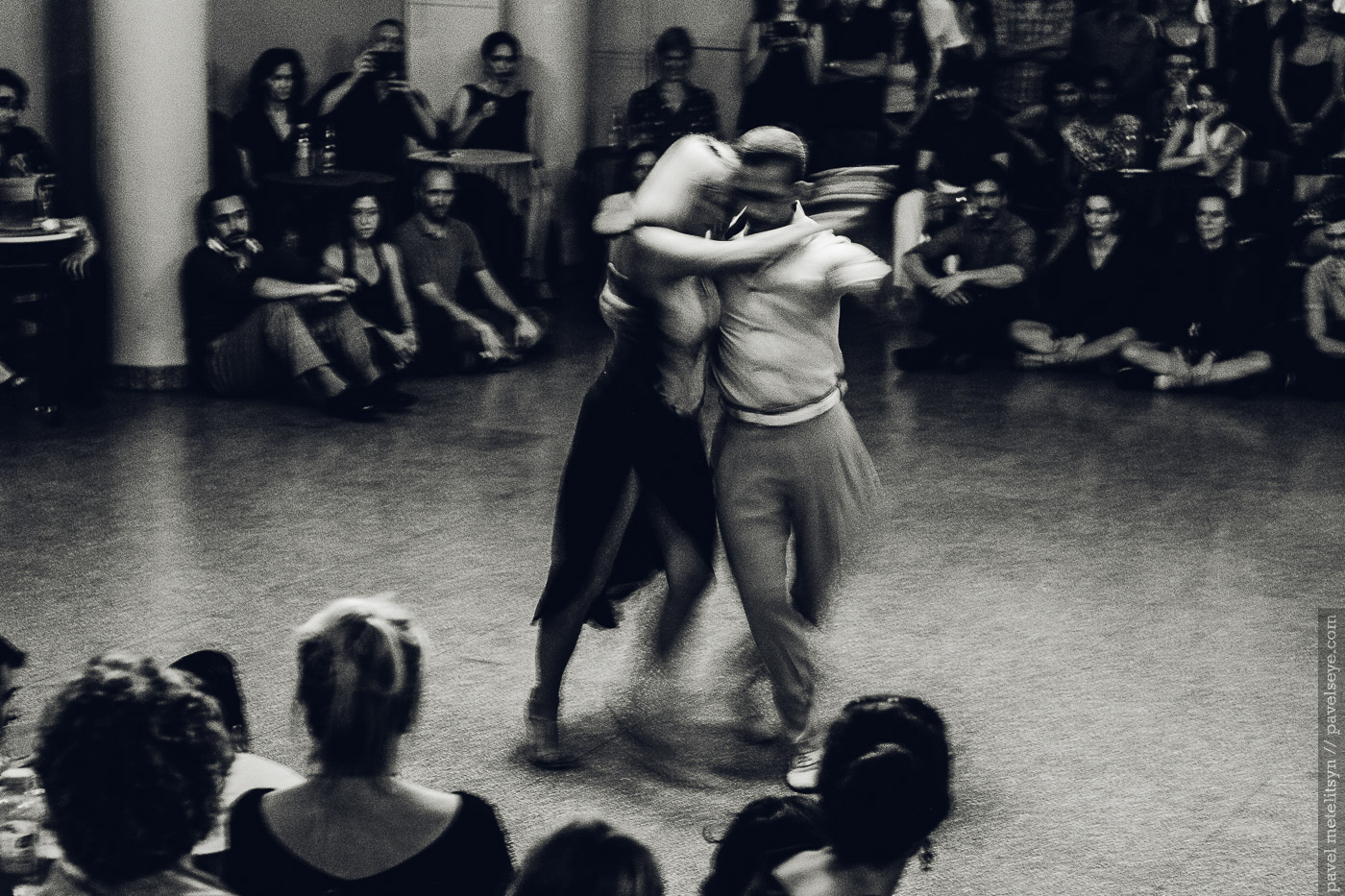 Alejandra Mantiñan & Martin Ojeda, Buenos Aires, 2016