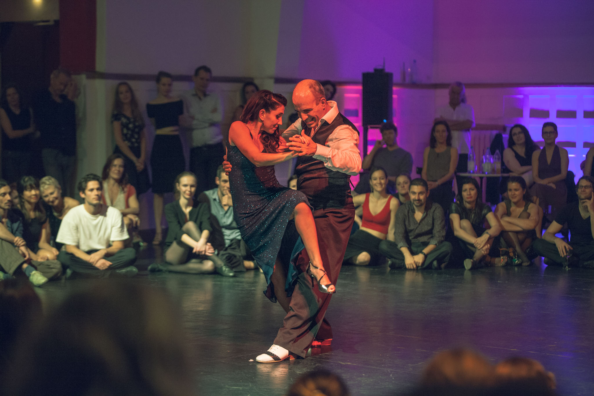 Cecilia Berra & Horacio Godoy, Berlin, 2018