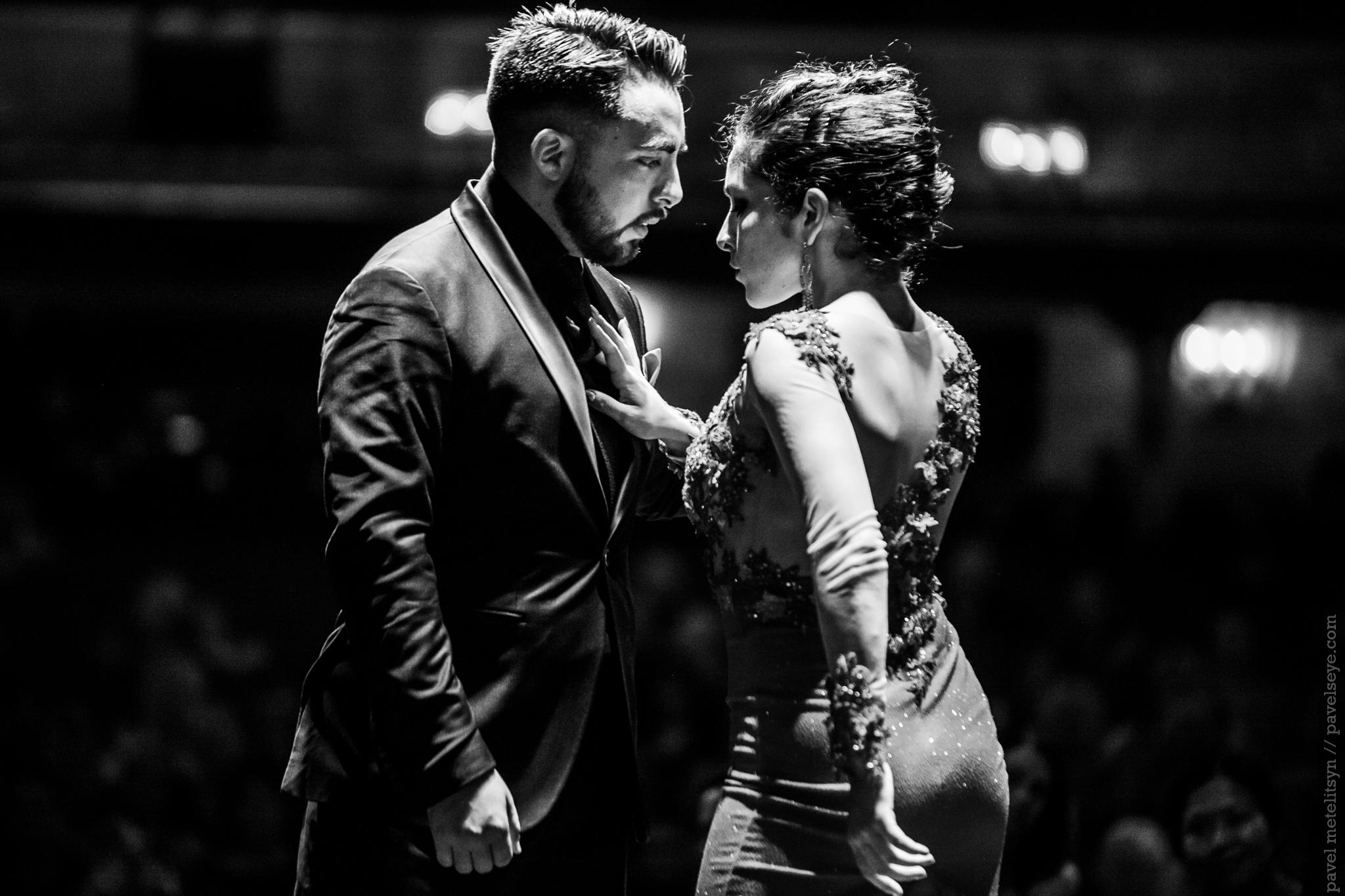 Clarisa Aragón & Jonathan Saavedra, Berlin, 2019